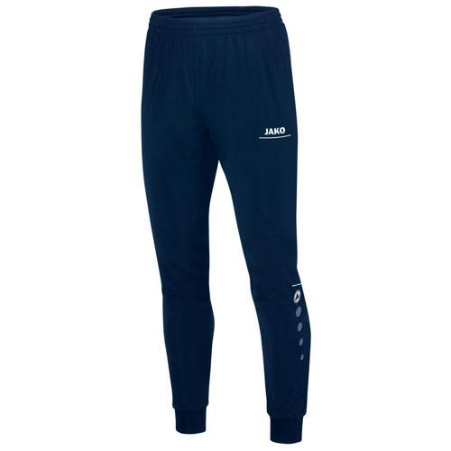 Pantalon de survêtement Jako Striker PES Marine/Blanc