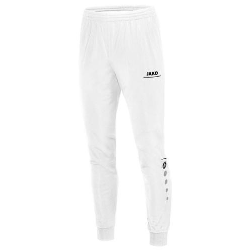 Pantalon de survêtement Jako Striker PES Blanc/Noir