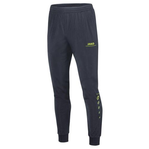 Pantalon de survêtement Jako Striker PES Anthracite/Lime