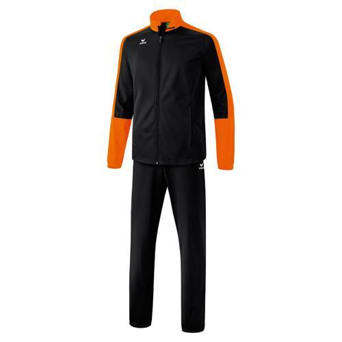 Survêtement Erima Toronto Enfant Noir/Orange