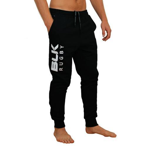 Pantalon BLK molleton noir