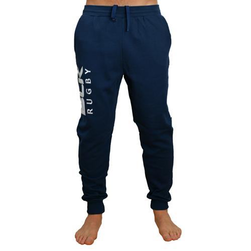 Pantalon BLK molleton marine