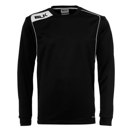 Sweat BLK training top noir blanc
