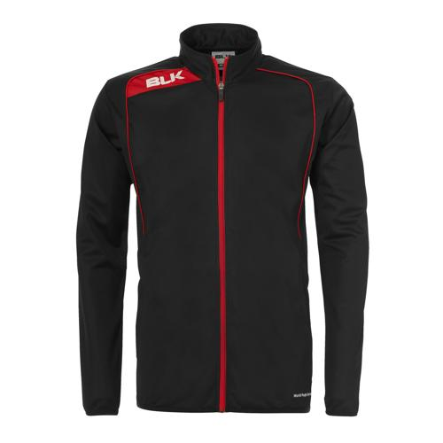 Veste de survêtement BLK classic noir rouge