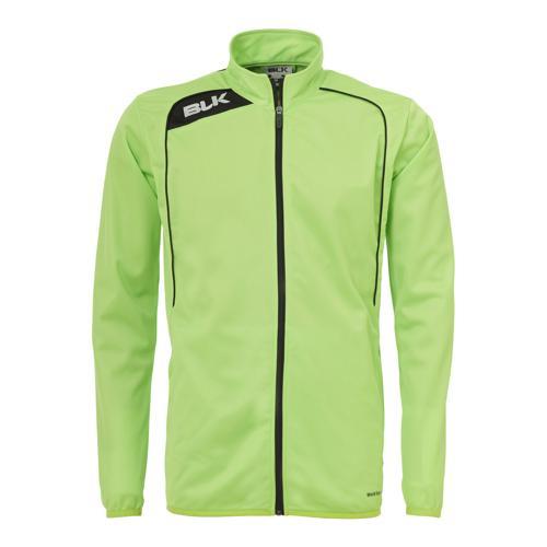Veste de survêtement BLK classic vert noir