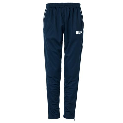 Pantalon BLK  de survêtement classic marine blanc