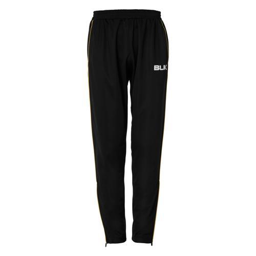 Pantalon BLK  de survêtement classic noir or