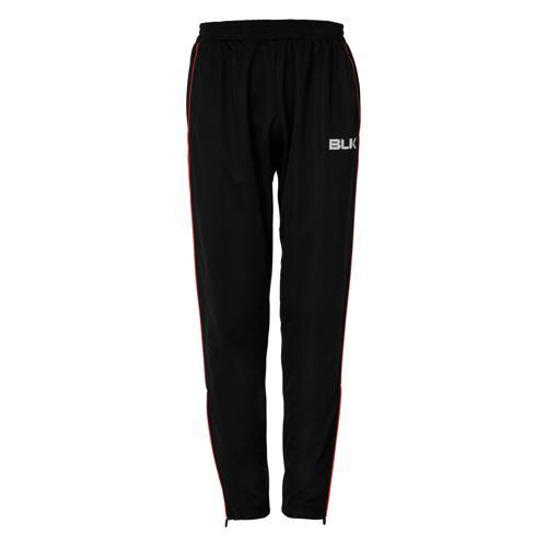 Pantalon BLK  de survêtement classic noir rouge