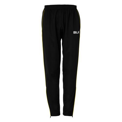 Pantalon BLK  de survêtement classic noir jaune