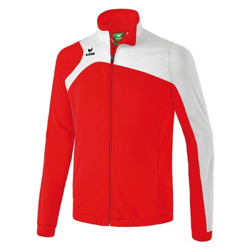 Veste Erima PES Club 1900 2.0 Rouge/Blanc