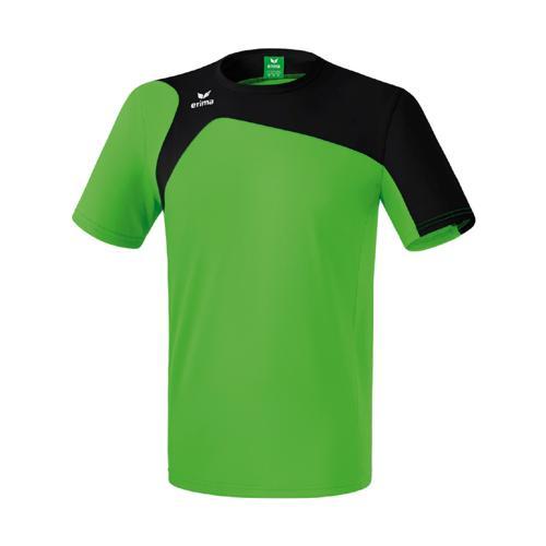 Tee-Shirt Erima Club 1900 2.0 Vert/Noir