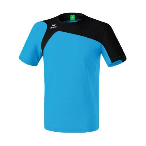 Tee-Shirt Erima Club 1900 2.0 Bleu/Noir