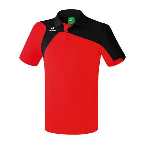Polo Erima PES Club 1900 2.0 Rouge/Noir