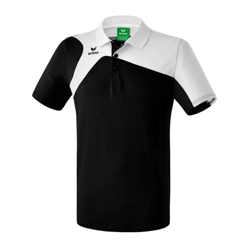 Polo Erima PES Club 1900 2.0 Noir/Blanc