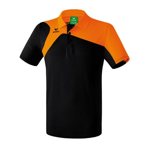 Polo Erima PES Club 1900 2.0 Noir/Orange
