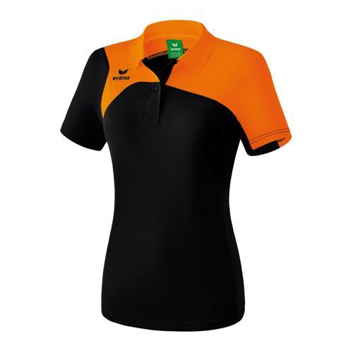 Polo Erima PES féminin Club 1900 2.0 Noir