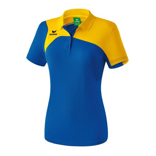 Polo Erima PES féminin Club 1900 2.0 Royal