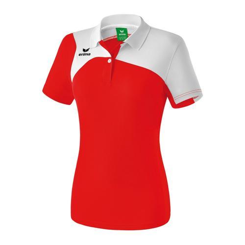 Polo Erima PES féminin Club 1900 2.0 Rouge
