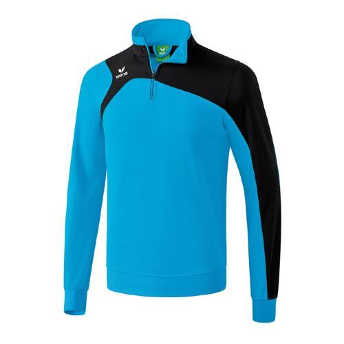 Sweat Shirt 1/2 Erima Club 1900 2.0 Bleu/Noir
