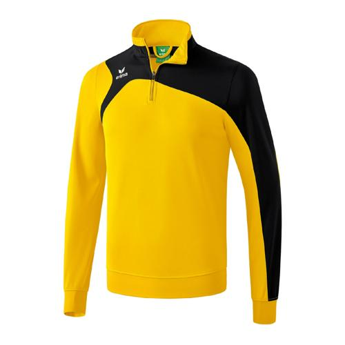 Sweat Shirt 1/2 Erima Club 1900 2.0 Jaune