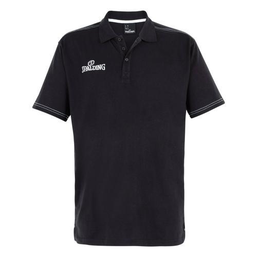 Polo Spalding Slim Cut masculin Noir/Blanc