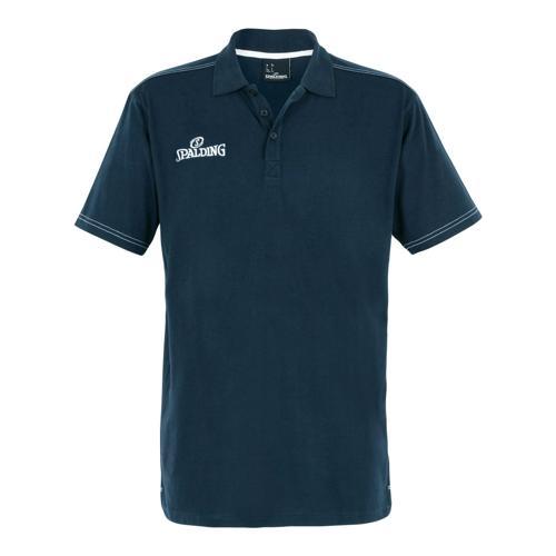 Polo Spalding Slim Cut masculin Marine/Blanc