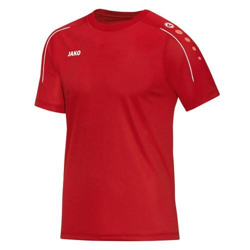 Tee-shirt Jako Classico Rouge
