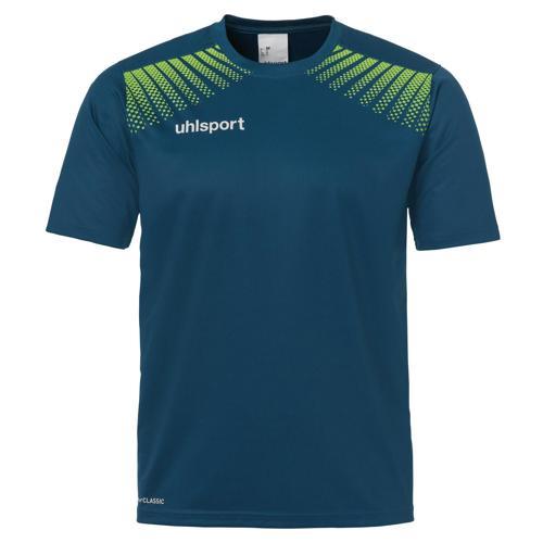 Tee-Shirt Uhlsport Goal PES Vert/Vert fluo