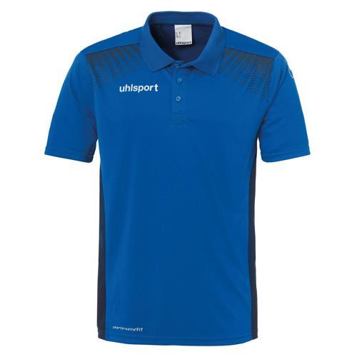 Polo Goal Uhlsport PES azur/marine