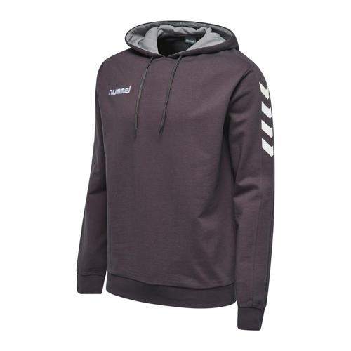Sweat junior Hummel Hoodie Core Gris
