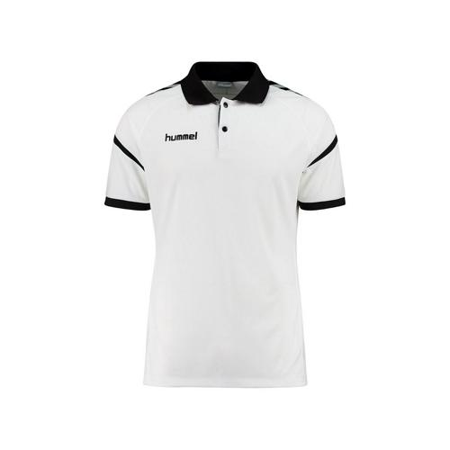 Polo Hummel Authentic Charge Blanc