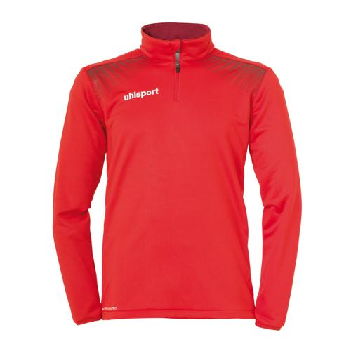 Sweat-shirt 1/2 zip Uhlsport Goal Rouge