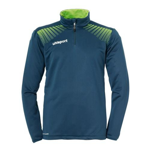 Sweat-shirt 1/2 zip Uhlsport Goal Vert