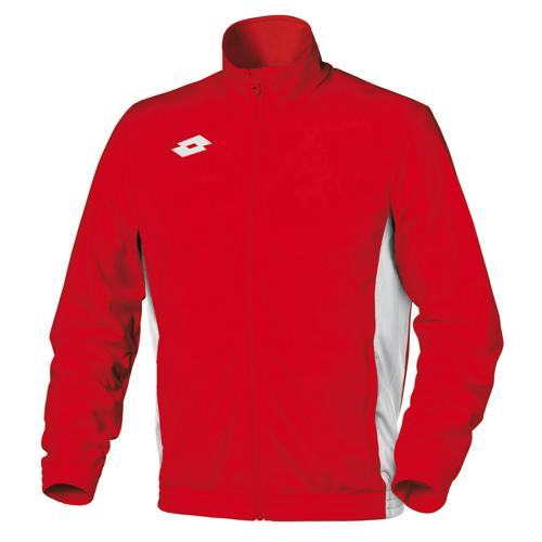 Veste de survetement enfant Lotto Delta Rouge