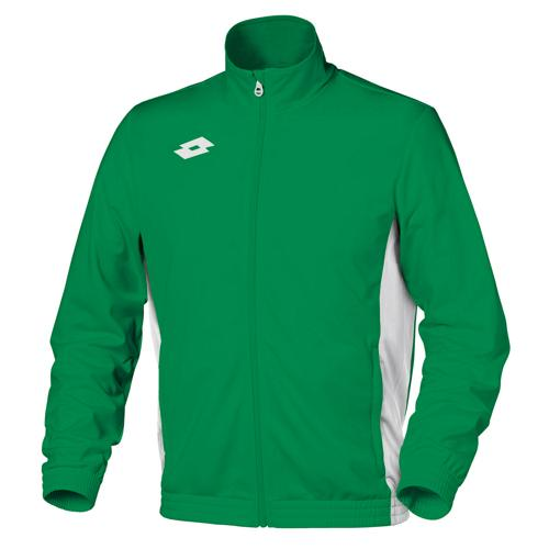 Veste de survetement Lotto Delta Vert/Blanc
