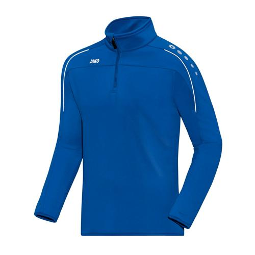 Sweat enfant 1/2 zip Jako Classico Royal