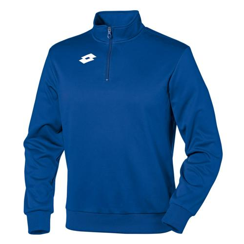 Sweat-shirt enfant Lotto 1/2 zip Delta Royal