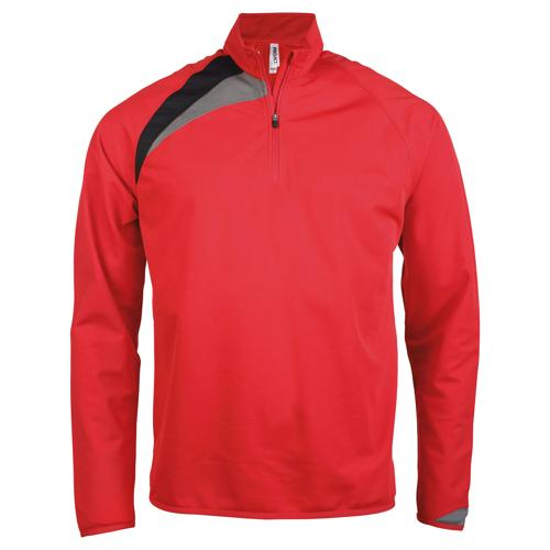 Sweat 1/2 zip enfant Casal Sport Training