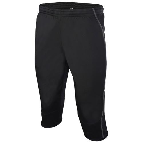Pantalon 3/4 Casal Sport Training Fit Noir