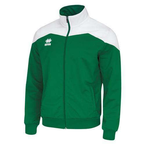 Veste Errea Garric Vert/Blanc
