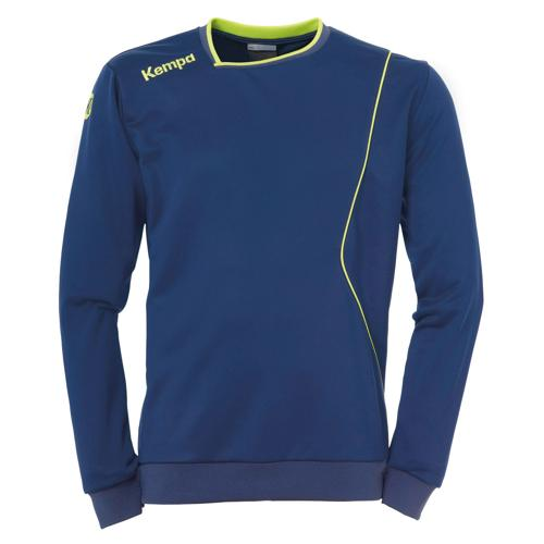 Sweat Kempa Curve Training Top Marine/Jaune
