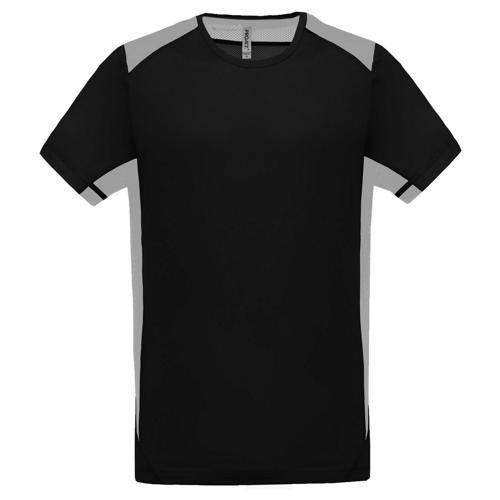 T-shirt Bicolore Unity PES Noir/Gris Tech Casal