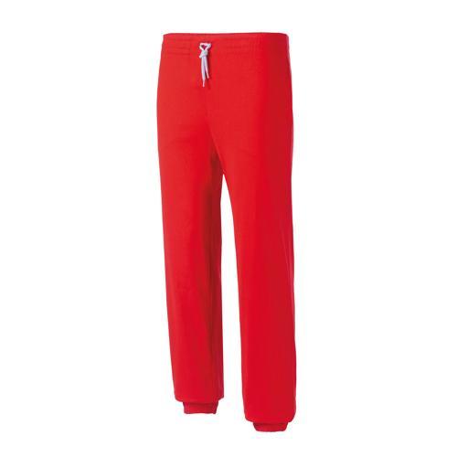 Pantalon Casal Sport Coton Indoor Rouge Tech