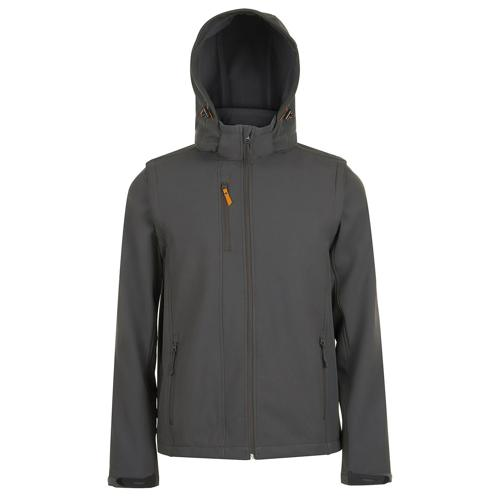 Veste Softshell Casal manches amovibles