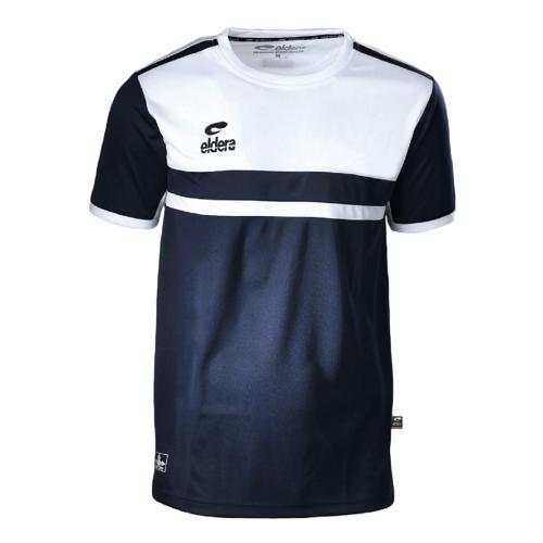 T-Shirt Eldera Allure Marine/Blanc