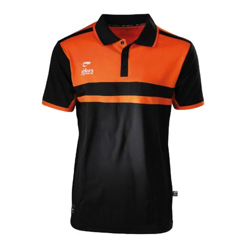 Polo Eldera Allure Noir/Orange