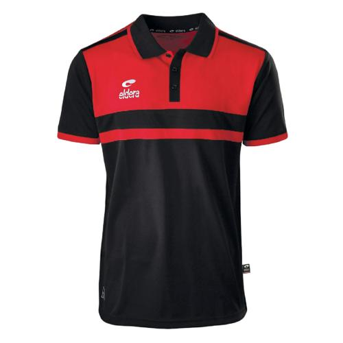 Polo Eldera Allure Noir/Rouge