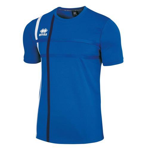 Tee-shirt Errea Mateus Royal/Marine/Blanc