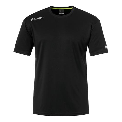 Tee-shirt Kempa Poly Core Noir