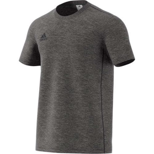 Tee-shirt Top Core 18 Gris adidas